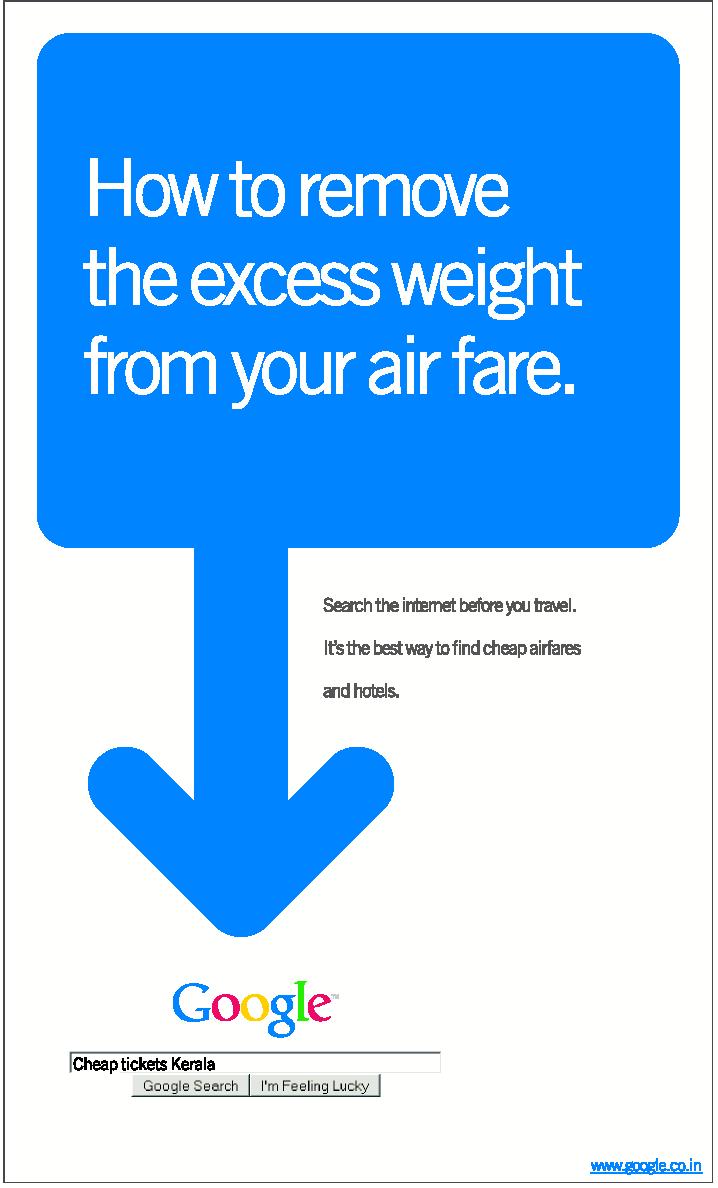 Google Advertises for Google.com